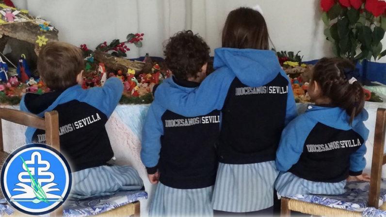 Concierto navideño en el colegio diocesano San José de Cluny