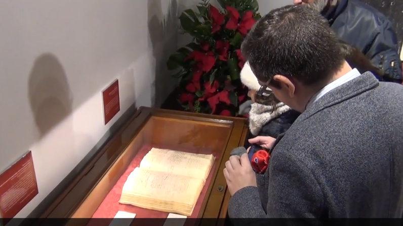 Inauguración de la exposición sobre Murillo en la Parroquia de la Magdalena