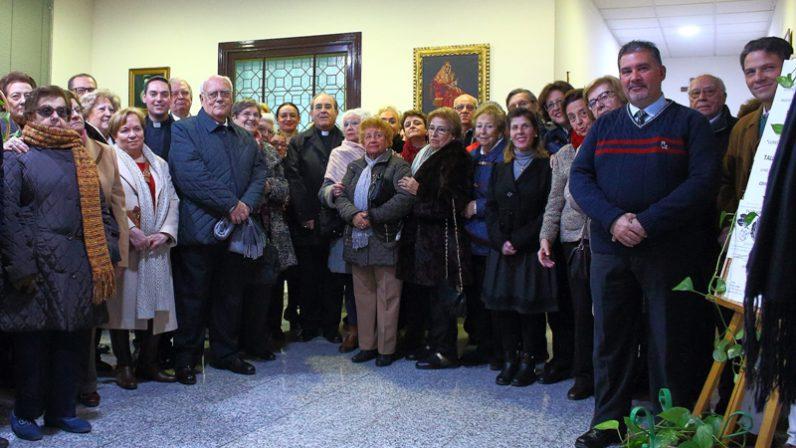 El Arzobispo de Sevilla con Hermandades del Trabajo