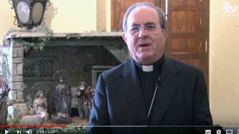El Arzobispo felicita la Navidad