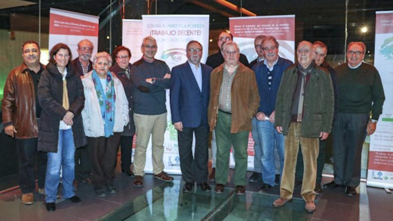 El Antiquarium acoge hoy una conferencia de la Acción Conjunta Contra el Paro