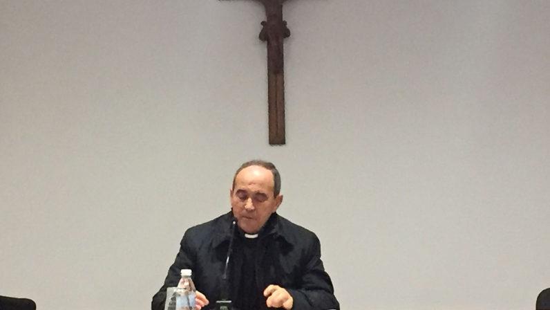 Alfonso Crespo dirige el primer retiro sacerdotal diocesano del año