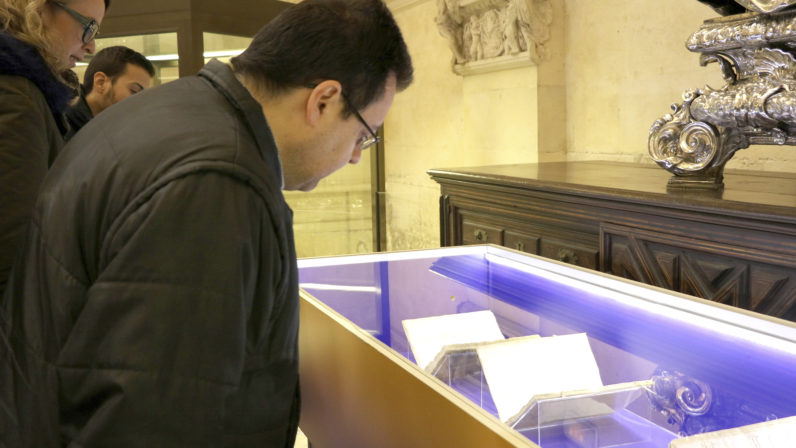 Tributo catedralicio a la santidad según Murillo