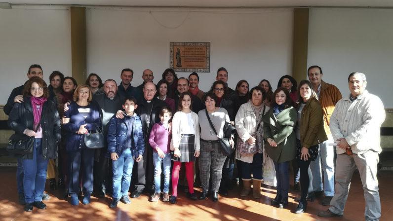 Crónica de la Visita Pastoral a la Parroquia Ntra. Sra. de la Antigua y Beato Marcelo Spínola