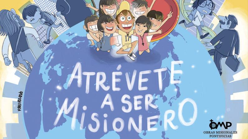 Carta pastoral del Arzobispo de Sevilla con motivo de la Jornada de la Infancia Misionera 2018