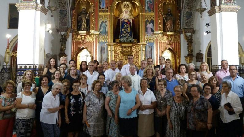 HERMANDADES Y COFRADÍAS V: Obra social Nuestra Señora de la Soledad', Sin olvidar a nuestros mayores