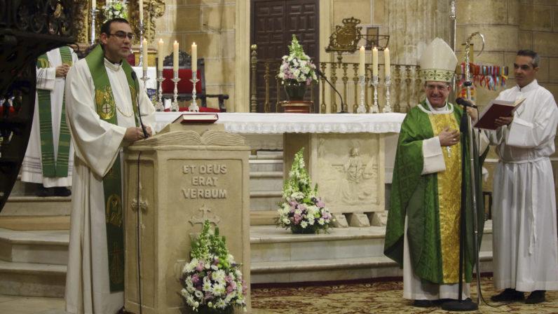 La Parroquia de Santiago, de Alcalá de Guadaíra, clausura su semana de misión