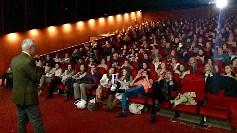 Hoy comienza la VI Muestra de Cine Espiritual