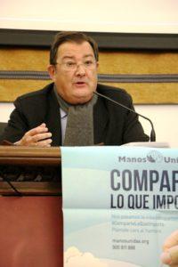 Rueda de Prensa_Campaña Manos Unidas_Arzobispado_Joaquin Sainz de la Maza_Juan José Morillas_07022018 (17)_rec