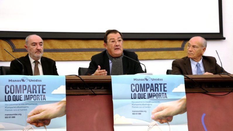 Manos Unidas Sevilla asume 15 proyectos de desarrollo en el Tercer Mundo