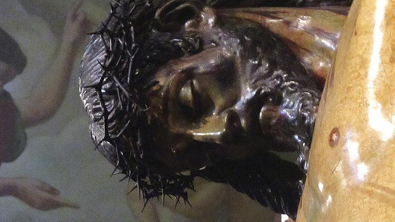 Vía Crucis de la Pía Unión con el Cristo de la Fundación