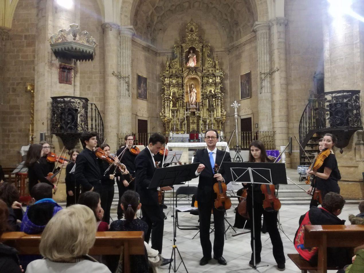 Música barroca en la Parroquia de Santiago de Alcalá de Guadaíra