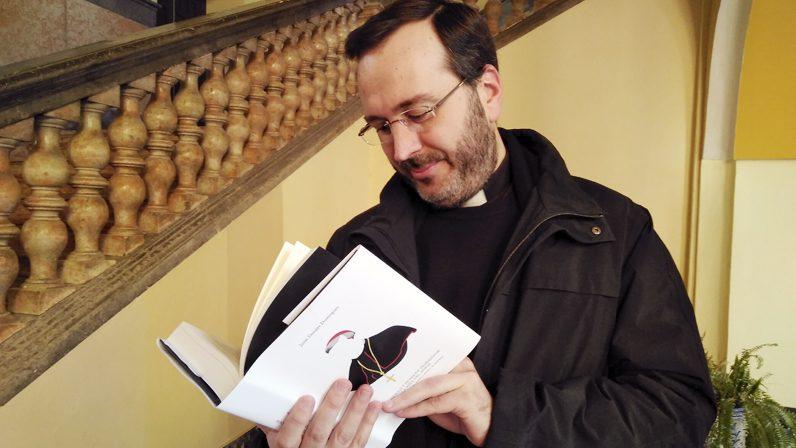 """El sacerdote Jesús Donaire """"hace justicia"""" a don Marcelo Spínola con un libro sobre su espiritualidad"""