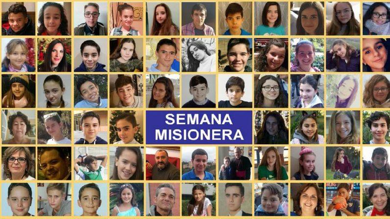 Semana Misionera en la Parroquia de la Antigua