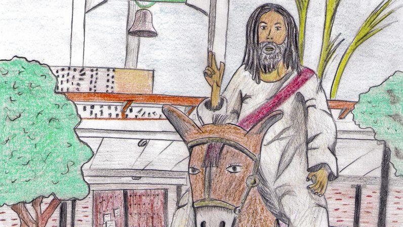 Iniciativa parroquial en Lora del Río para los niños de catequesis