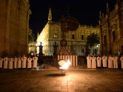 Vigilia Pascual 2018 en la Catedral de Sevilla