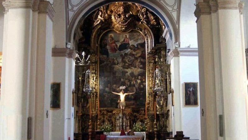 Misa mozárabe en la Parroquia de San Isidoro