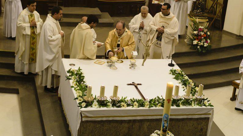 La Parroquia del Ave María celebra el XXV aniversario de la dedicación del templo