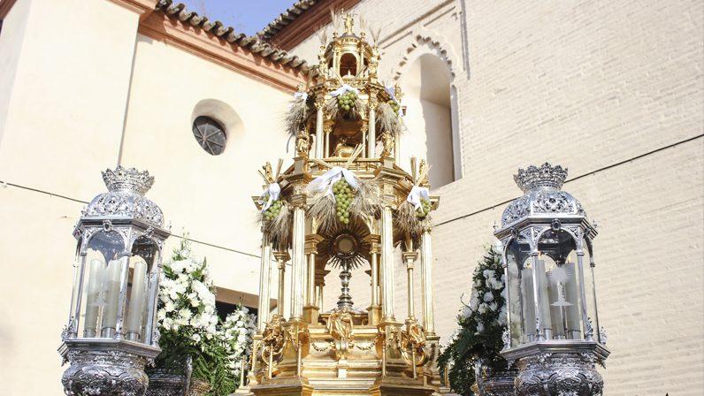 'Corpus Christi, Día de la Caridad', carta pastoral del Arzobispo de Sevilla