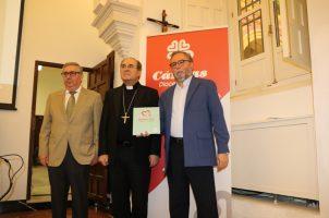 Presentación de la Memoria 2017 de Cáritas Diocesana de Sevilla