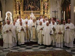 Celebración de San Juan de Ávila