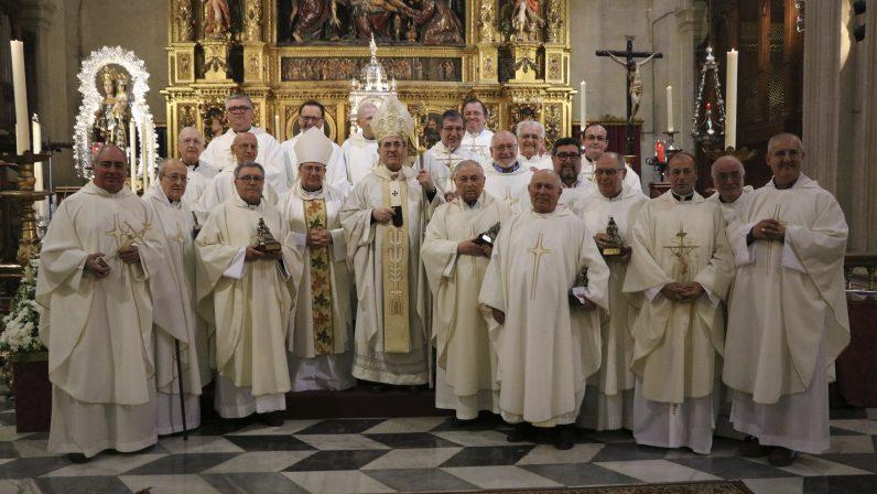 El clero sevillano celebra el día de San Juan de Ávila