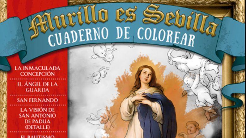 """La Catedral lanza un comic para niños sobre """"el universo Murillo"""""""