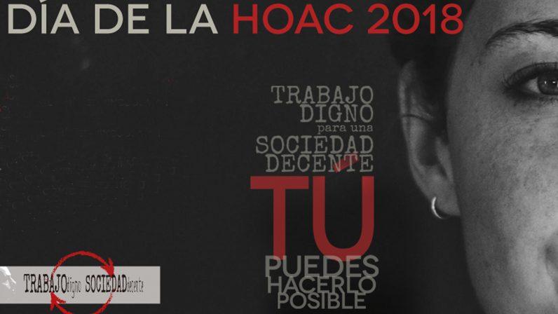 La HOAC celebra su día bajo el lema 'Tú puedes hacerlo posible'