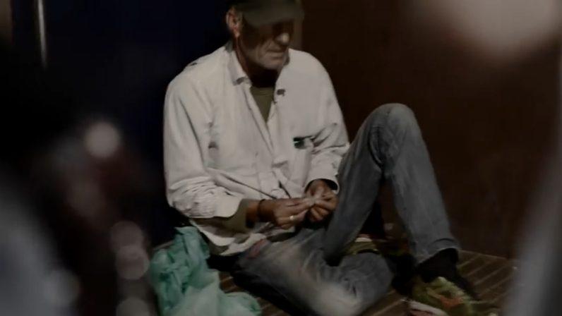 Videoclip 'Luchadores de por vida' sobre las personas sin hogar