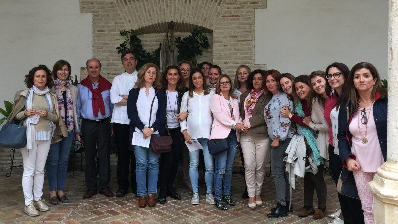 Encuentro del profesorado de Religión en Écija