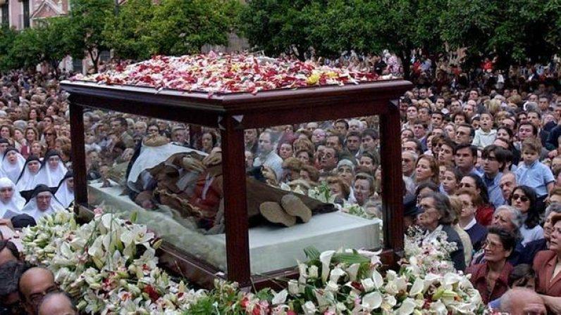 XV Aniversario de la canonización de santa Ángela de la Cruz ...