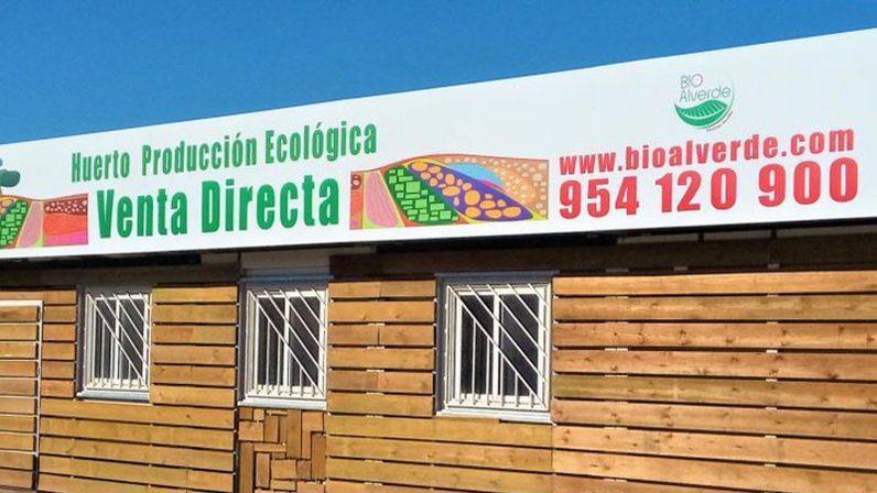 Bioalverde abre al público su primera tienda en Montequinto