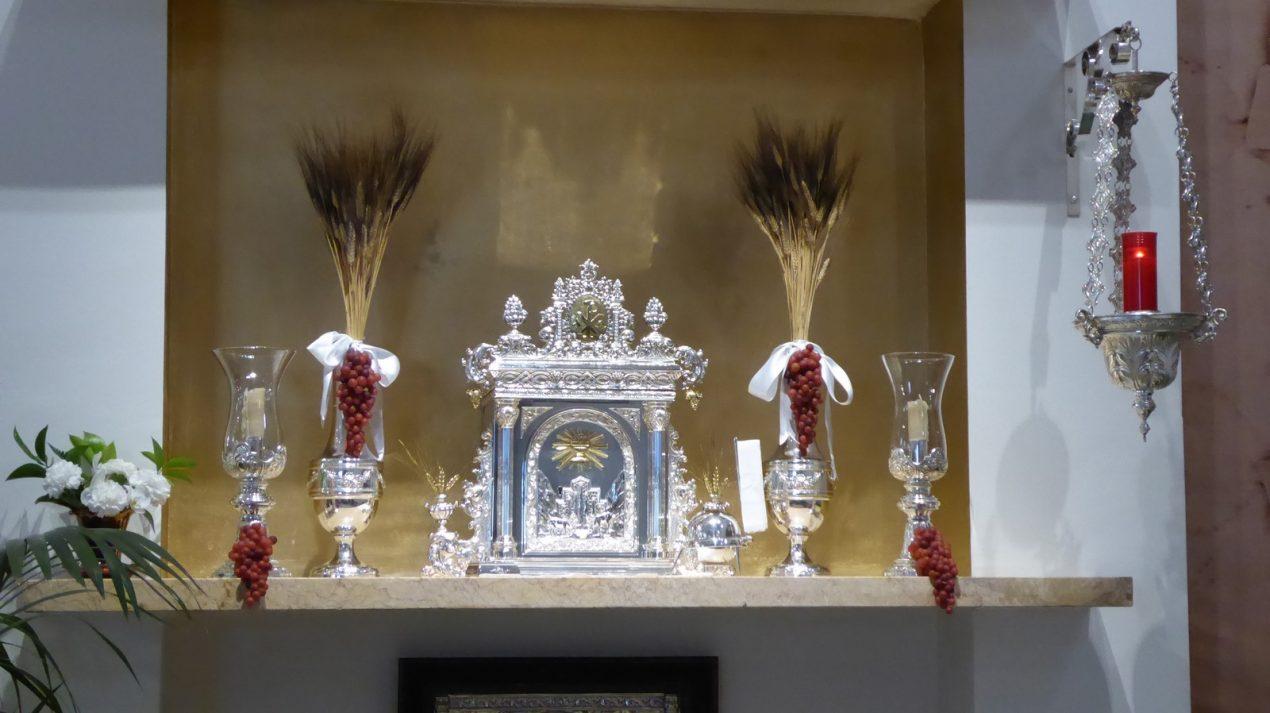 Corpus en las Santas Justa y Rufina