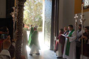 Clausura del Año Jubilar de la Parroquia de San Juan Bautista