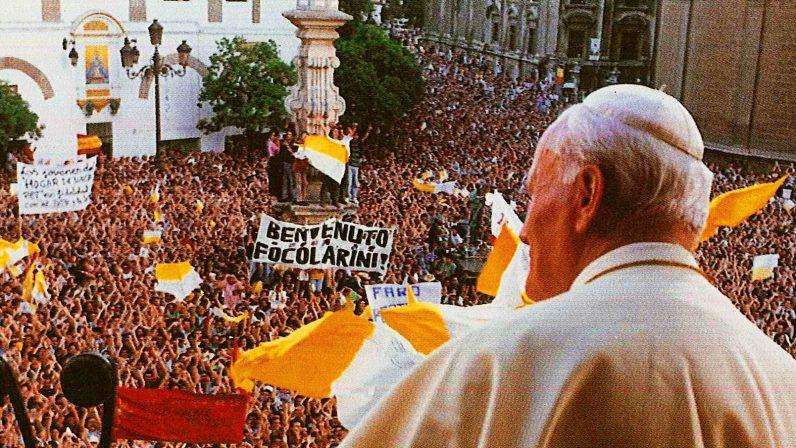 San Juan Pablo II permanece nítido en la mente y los corazones de los sevillanos