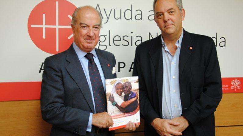 """""""Récord de generosidad"""" para Ayuda a la Iglesia Necesitada"""