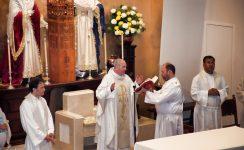 Bodas de plata sacerdotales en Santas Justa y Rufina