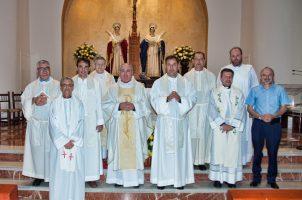 Bodas de plata sacerdotales de Manuel Soria
