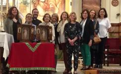 Cuatro capillas domiciliarias de la Divina Misericordia en Sevilla