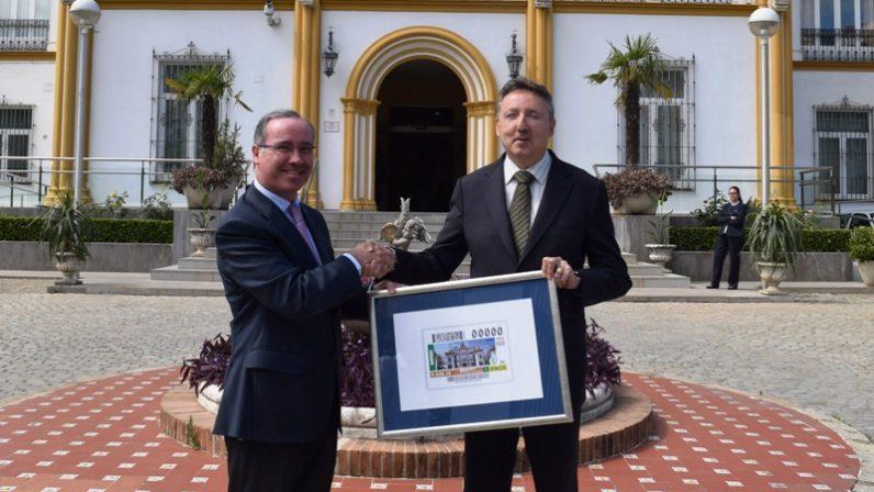 La ONCE celebra los 75 años del hospital San Juan de Dios