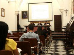 Presentación de la Información Económica 2017 de la Archidiócesis