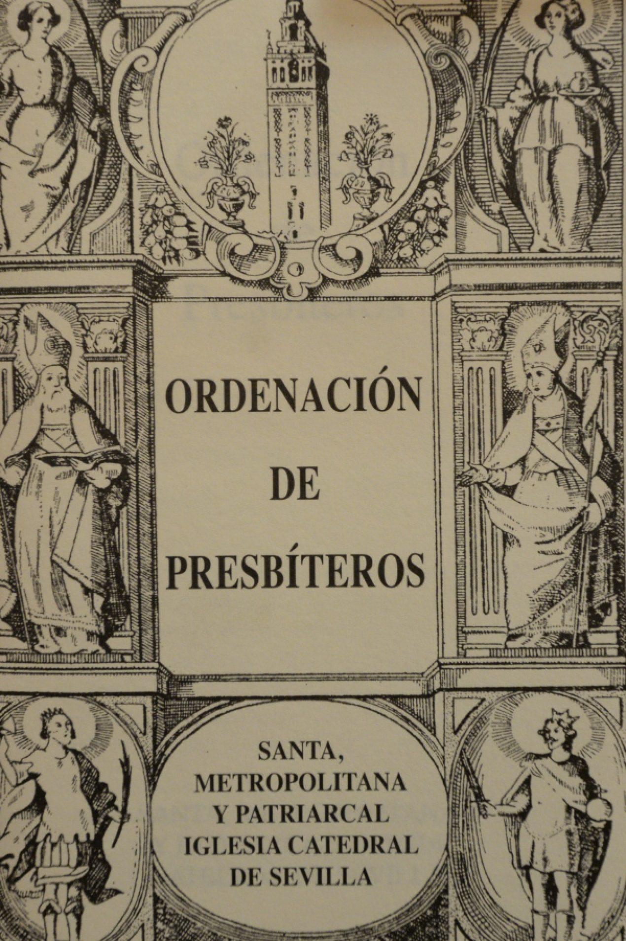 Ordenaciones sacerdotales en la Catedral 2018