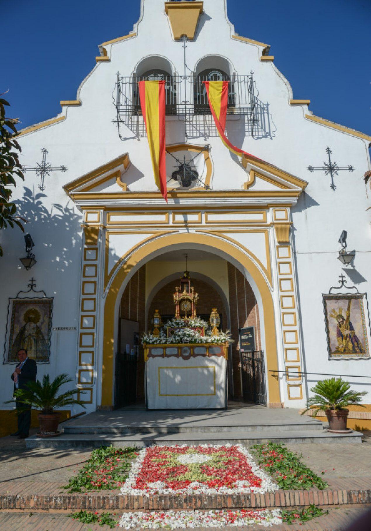 Corpus en Tablada
