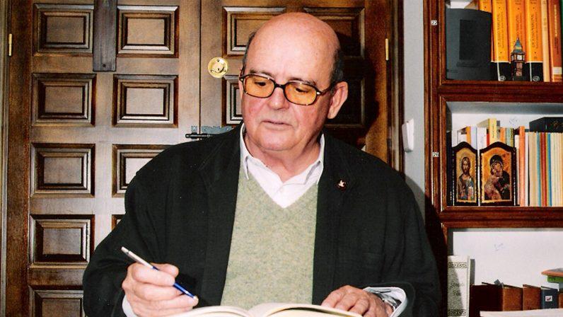 Homenaje al párroco de Gerena por sus 50 años de servicio