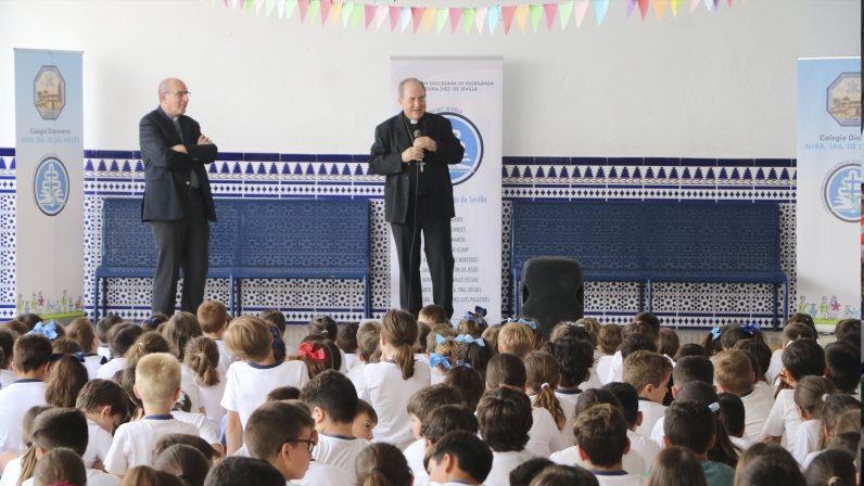 Los colegios diocesanos afrontan el curso con nuevas líneas e inversiones en infraestructura
