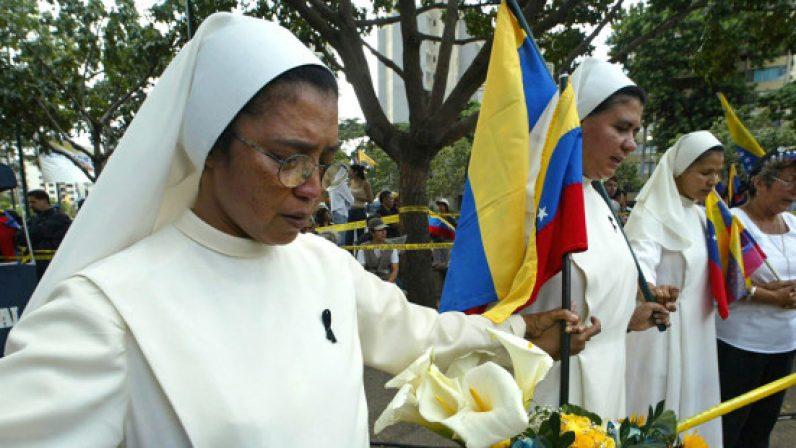 Debate sobre la Iglesia en Venezuela
