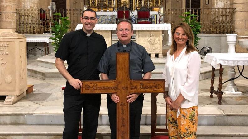 La Parroquia de Santiago clausura su Misión Parroquial