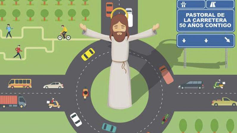 La Iglesia recuerda a las víctimas de los accidentes de tráfico