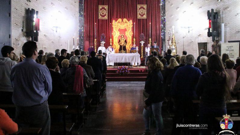 La Parroquia de San Ignacio de Loyola celebra sus bodas de oro