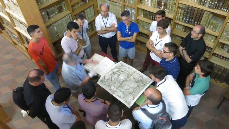 Sevilla participa en el encuentro de Seminarios Menores de España